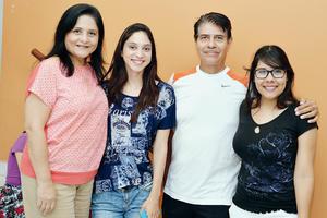 06102016 Rosa, Magda, Victoria, Chaqui y Marisa.