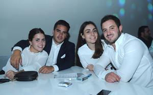 06102016 Silvana, Miguel, Ana Carmen y Andrés.