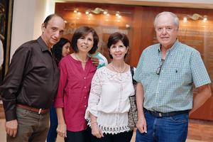 06102016 Gustavo, Lucy, Carolina y Jorge.