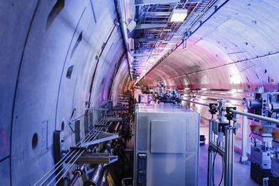SCHENEFELD (ALEMANIA).- Vista del tunel del láser de rayos x europeo XFEL en Schenefeld (Alemania). Con una longitud de 3,5 kilómetros, el túnel aloja el mayor láser del mundo en su categoría. EFE