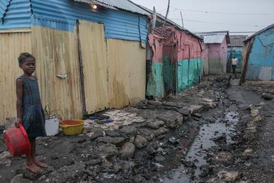 Haití, un país en donde más de 55 mil 107 personas siguen en campamentos y se encuentran en extrema vulnerabilidad desde los terremotos del 2010.