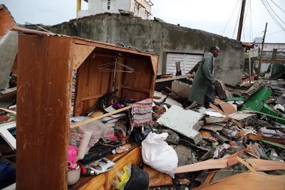 Los organismos de emergencia continúan tratando de llegar a comunidades severamente afectadas por el fenómeno.