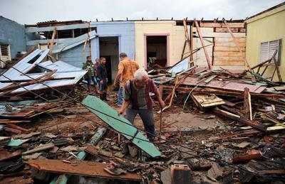 Dame Marie, en el sur del país, la región más afectada por Matthew.