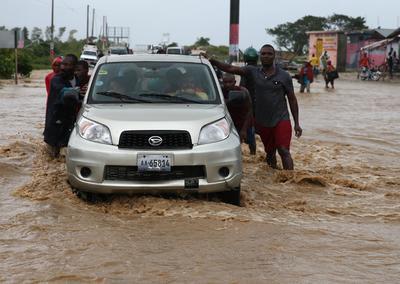 Haití, hasta ahora es el país más afectado.