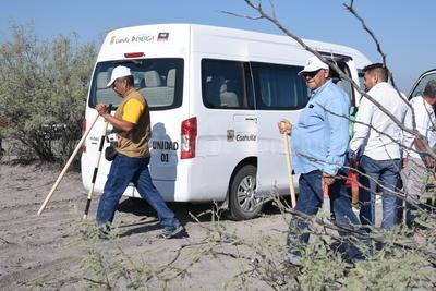 Éste es el operativo de búsqueda número 18 que realiza el Grupo de Víctimas por sus Desaparecidos en Acción (Vida).
