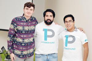 10102016 ESTUDIANTES.  Ángel, Juan Carlos y Fernando.