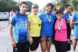 11102016 Aurelio, Irma, Isela y Rosy.