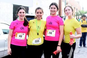 11102016 Natalia, Mariana, Maripau y Regina.