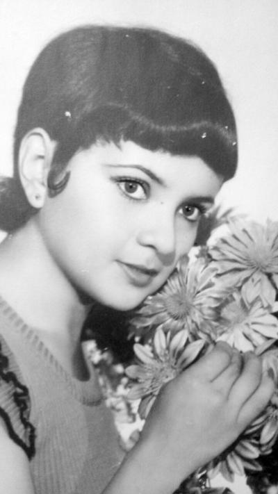 09102016 Beatriz García Almonte en los años 70's.