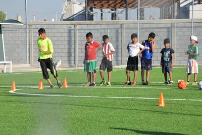 Con el Multideportivo Oriente, se equilibra la oferta deportiva, cultural y de creación de espacios públicos.