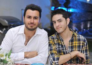 Arturo y Ricardo