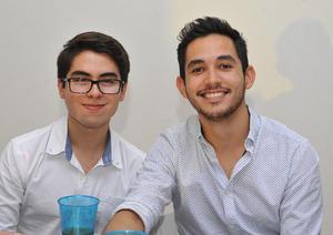 Daniel y Bryan