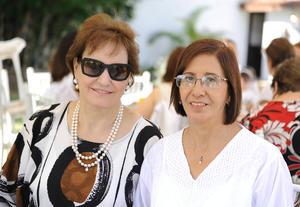 Ana María y Georgina
