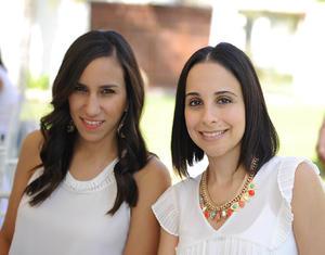 Georgina y Estela