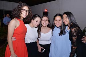 15102016 Alejandra, Ana Isabel, Mafer, Yazmín y Naomi.