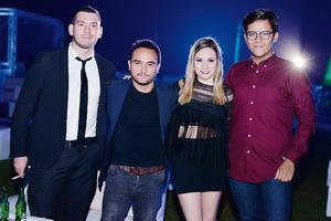 16102016 Jorge, Iván, Brenda y Gabriel.