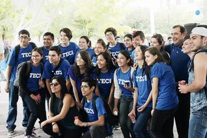 17102016 EN ACTIVIDAD ESCOLAR.  Alumnos del Tec de Monterrey Campus Laguna.
