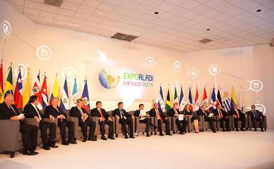 Expo ALADI cuenta con la participación de más de 20 países.