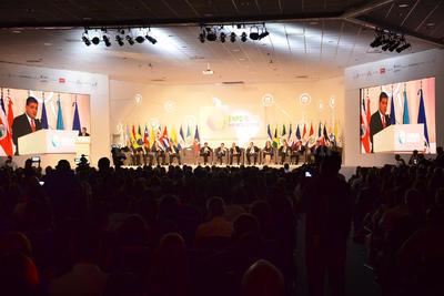 Arrancó en Torreón la Expo ALADI México 2016 con una buena asistencia de embajadores y representantes de organismos empresariales a nivel nacional.