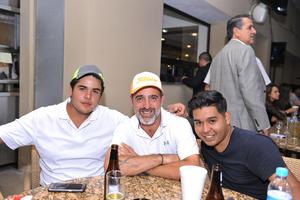 20102016 Alex, Tony y Diego.