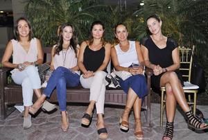 20102016 Bárbara, Any, María, Lucía y Daniela.