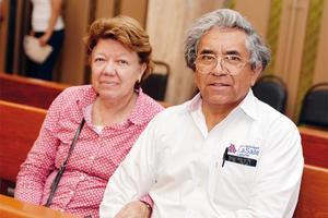 20102016 EN PAREJA.  Cecilia y Ricardo.