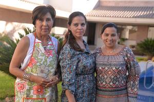20102016 Angélica, Lupita, Marisa y Coco.