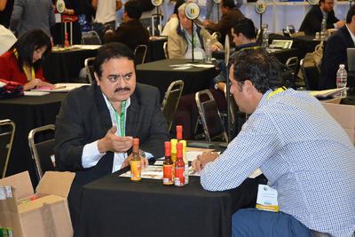 Continúan las actividades en la Expo ALADI 2016.