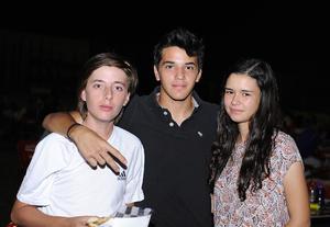 21102016 Emilio, Carlos y Male.
