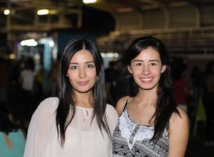 21102016 Isabel y Charmaine.