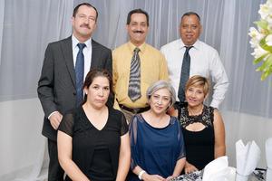 22102016 REUNIóN DE EXALUMNOS.  Ricardo, Esperanza, Francisco, Malena, Jesús y Josefina.