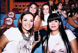 22102016 NOCHE DE JARIPEO.  Cristy, Caro, Fer y Mirna.