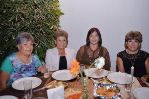 22102016 Raquel, Marichuy, Isabel y Mirna.