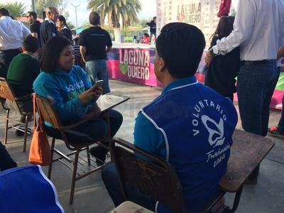 Para estas acciones, la asociación civil Laguna Yo Te Quiero, logró la colaboración de 20 mil voluntarios y de 70 empresas de la región.