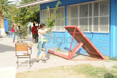 Laguneros se mostraron sumamente participativos.