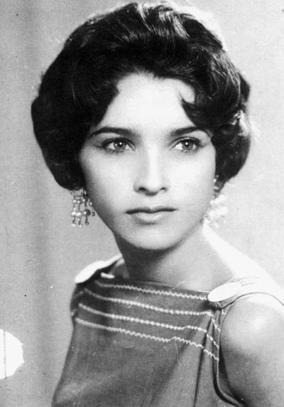 23102016 Martha García de Muñoz en la década de los 60.