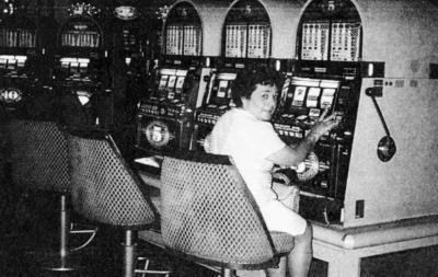 23102016 Marina Sifuentes en Las Vegas, Nevada, en 1988.