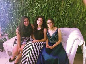 23102016 Daniela Ocón, Sofía Abdo y Gaby Valles.