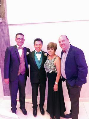23102016 Ricardo Favila, Ramiro Pacheco, María Guadalupe Sierra y Marco Torres.