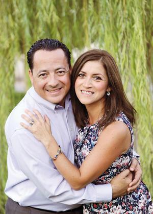 23102016 EN PAREJA.  Raúl y Erika.