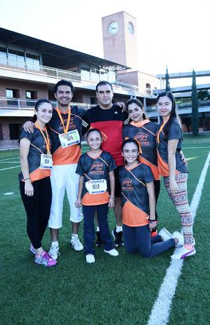24102016 Kenja, Carlos, Ramón, Lety, Argelia y Grecia.