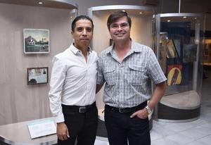 25102016 Miguel Canseco y Bernardo Gurza.