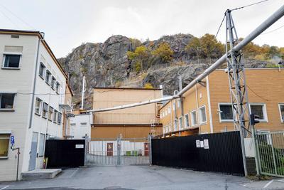 HALDEN (NORUEGA).- Vista del Institutt for Energiteknik en Halden, Noruega. La Autoridad para la Protección Radiactiva de Noruega (NRPA) ha confirmado que un reactor nuclear sufrió ayer una fuga radioactiva, aunque por el momento no presenta una amenaza para la salud pública ni se esperan daños medioambientales. EFE