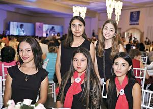 26102016 Jessica, Brenda, Salma, Frida y Natalia.