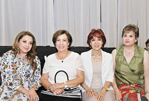 26102016 Wendoly, Blanca, María Esther y Laura.