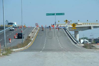 Este puente forma parte del Segundo Periférico de Gómez Palacio.