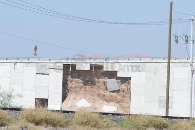 Los trabajos corren a cargo de la empresa Compañía Constructora Nacional (Coconal).