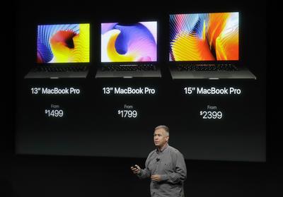 Los precios del nuevo producto.