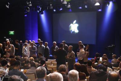 El evento tuvo lugar en San Francisco.