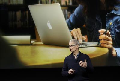 Por tercera vez en el año, Apple sorprendió con la presentación de nuevos productos.